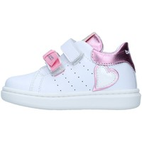 Schuhe Mädchen Sneaker Low Balducci MSPO3603R WEISS