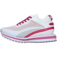 Schuhe Damen Sneaker Low Apepazza S1LSD01/NYL WEISS