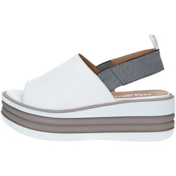 Schuhe Damen Sandalen / Sandaletten Tres Jolie 1901/FOX WEISS
