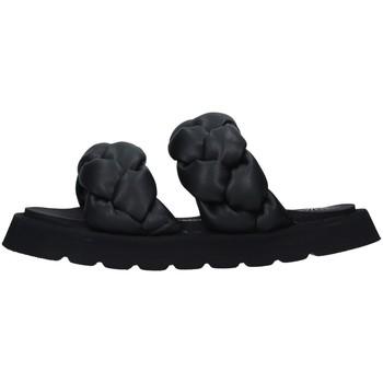 Schuhe Damen Pantoffel Bruno Bordese BOSIRIS SCHWARZ