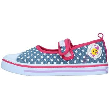 Schuhe Mädchen Tennisschuhe Primigi 7445500 BLAU
