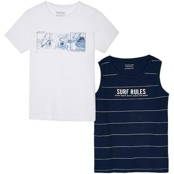 Kleidung Jungen T-Shirts Mayoral  Azul