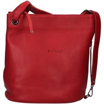 Taschen Damen Umhängetaschen Bruno Rossi R186 ROT