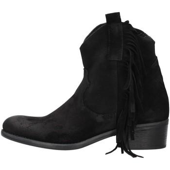 Schuhe Damen Low Boots Zoe VALENCIA08 SCHWARZ