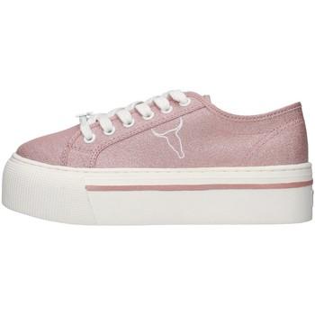 Schuhe Damen Sneaker Low Windsor Smith WSPRUBY ROSA