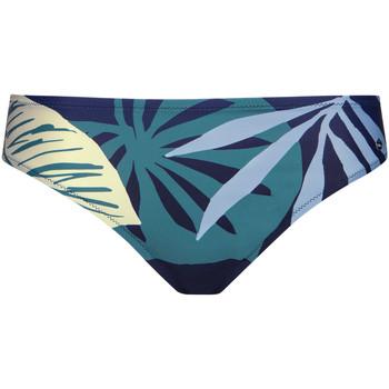 Kleidung Damen Bikini Ober- und Unterteile Lisca Badeanzugunterteil Tahiti Blau