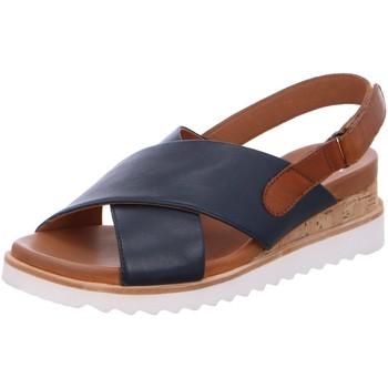 Schuhe Damen Sandalen / Sandaletten Ara Sandaletten 12-28206-05 blau
