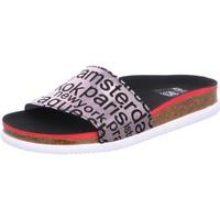 Schuhe Damen Pantoffel Ara Pantoletten 12-38102-71 bunt