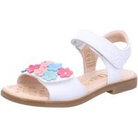 Schuhe Mädchen Sandalen / Sandaletten Salamander Schuhe zilly white 33-13419-00 weiß