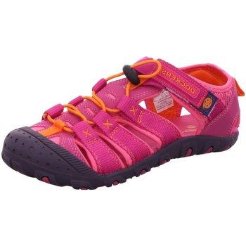 Schuhe Mädchen Wanderschuhe Dockers by Gerli Trekkingsandalen 40TW650-637780 pink