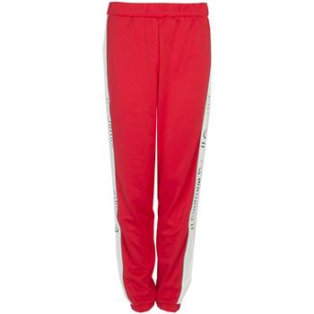 Kleidung Damen Jogginghosen Juicy Couture  Rot