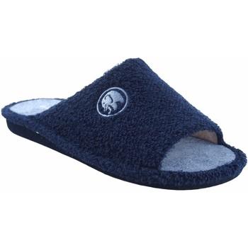 Schuhe Herren Hausschuhe Garzon Geh nach Hause, Herr  p380.130 blau Blau