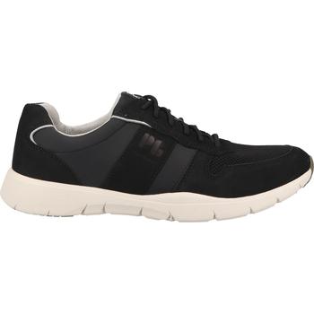 Schuhe Herren Sneaker Pius Gabor Sneaker Schwarz