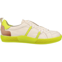 Schuhe Herren Sneaker Melvin & Hamilton Sneaker Weiß/Gelb