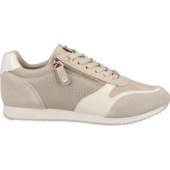 Schuhe Damen Sneaker Low Mexx Sneaker Sand