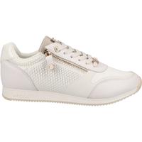 Schuhe Damen Sneaker Low Mexx Sneaker Weiß