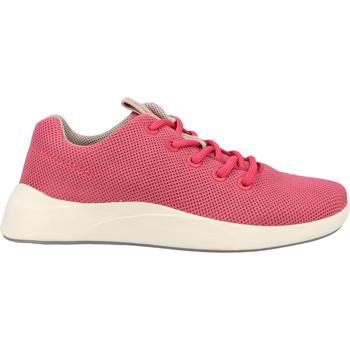 Schuhe Damen Sneaker Low Legero Sneaker Rot