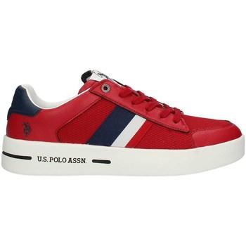 Schuhe Herren Sneaker Low U.s Polo Assn VEGA4141S1 niedrig Harren ROT ROT