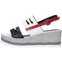Schuhe Damen Sandalen / Sandaletten Tres Jolie 2031/JIL/MSL SCHWARZ