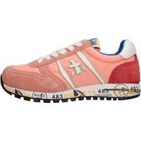 Schuhe Mädchen Sneaker Low Premiata - Sneaker rosa 12-38004 ROSA
