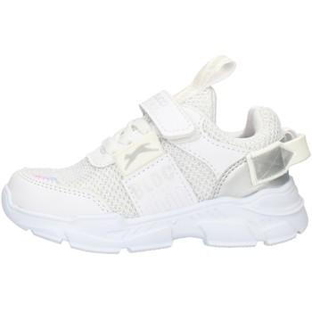 Schuhe Mädchen Sneaker Low Balducci BS2241 Weiß