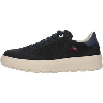 Schuhe Herren Sneaker Low CallagHan 45506 Blau