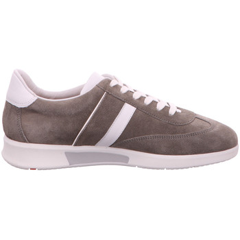 Schuhe Herren Sneaker Low Lloyd  grau