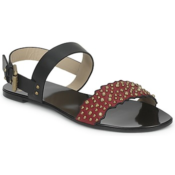 Schuhe Damen Sandalen / Sandaletten Etro SANDALE 3743 Schwarz