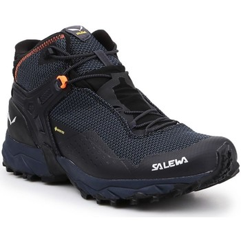 Schuhe Herren Sneaker High Salewa MS Ultra Flex 2 Mid Gtx Graphit