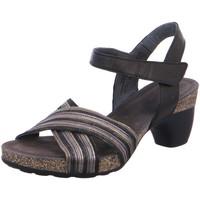 Schuhe Damen Sandalen / Sandaletten Think Sandaletten 3-000308-0000 schwarz