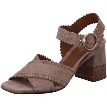 Schuhe Damen Sandalen / Sandaletten Alpe Sandaletten 4403-11-08T beige