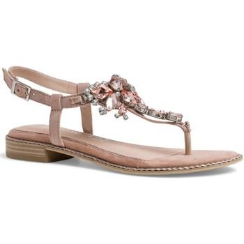 Schuhe Damen Sandalen / Sandaletten Marco Tozzi Sandaletten 2-2-88100-26/478 beige