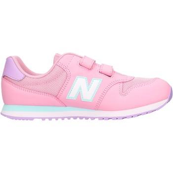 Schuhe Mädchen Sneaker Low New Balance - Yv500wpb rosa YV500WPBG ROSA