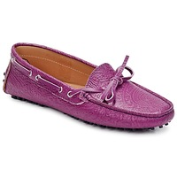 Schuhe Damen Bootsschuhe Etro MOCASSIN 3773 Violett