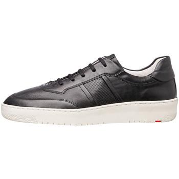 Schuhe Herren Sneaker Low Lloyd  schwarz