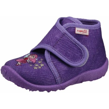 Schuhe Mädchen Babyschuhe Superfit Maedchen SPOTTY 1-009253-9000 lila