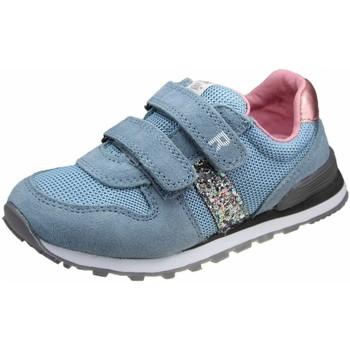 Schuhe Mädchen Sneaker Low Richter Klettschuhe 7600-1111-1701 blau