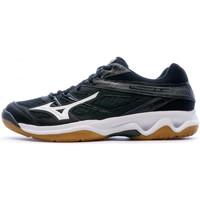 Schuhe Herren Indoorschuhe Mizuno V1GA1770 Schwarz