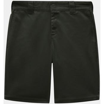 Kleidung Herren Shorts / Bermudas Dickies Slim fit short Grün