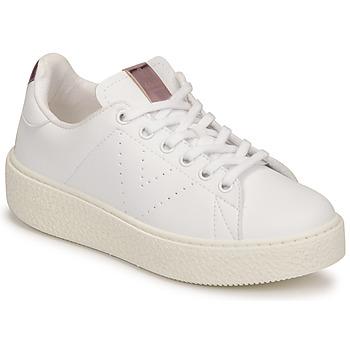 Schuhe Kinder Sneaker Low Victoria TRIBU Weiss
