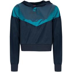 Kleidung Damen Sweatshirts Juicy Couture  Blau