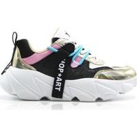 Schuhe Damen Sneaker Low Shop Art SA050142 Sneaker Frau MEHRFARBIG MEHRFARBIG