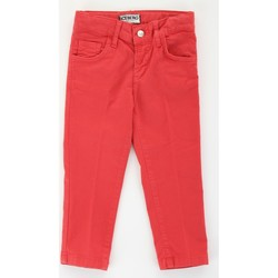 Kleidung Jungen Slim Fit Jeans Iceberg PTICE1105B rot