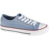 Schuhe Damen Sneaker Low Lee Cooper LCW21310308L Blau