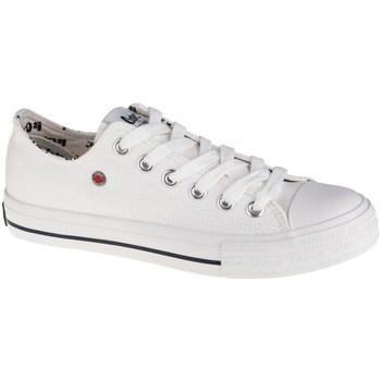 Schuhe Damen Sneaker Low Lee Cooper LCW21310091L Weiß
