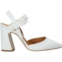 Schuhe Damen Pumps Grace Shoes 962G006 Weiß