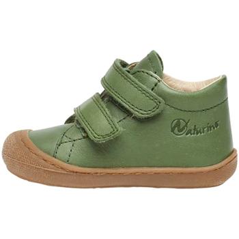 Schuhe Kinder Boots Naturino 2012904 01 Grün