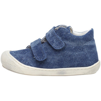 Schuhe Kinder Sneaker High Naturino 2012904 54 Blau