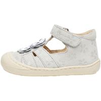 Schuhe Mädchen Sandalen / Sandaletten Naturino 2013458 09 Grau