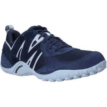 Schuhe Herren Sneaker Low Merrell J598439 Blau
